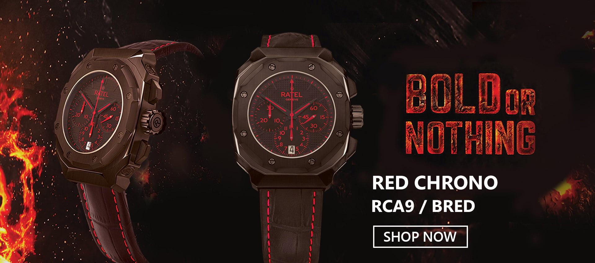 Red Chrono